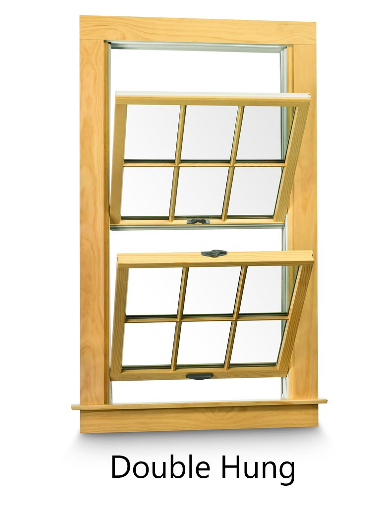 installing a double hung window