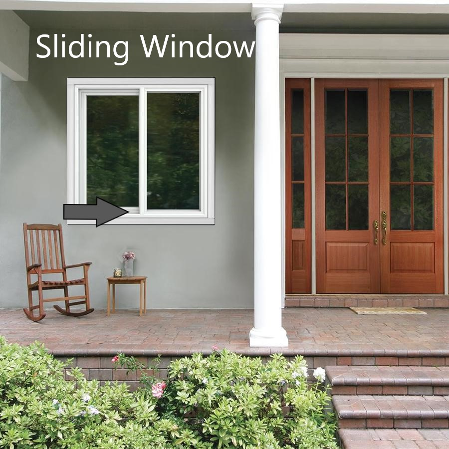 residential sliding windows