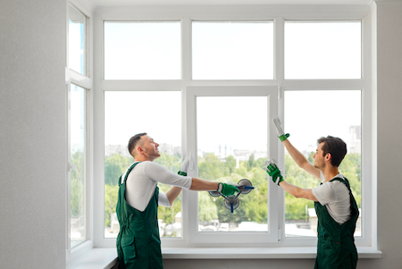 Oklahoma City window installation contractor